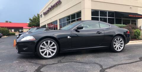 2007 Jaguar XK-Series for sale at European Performance in Raleigh NC