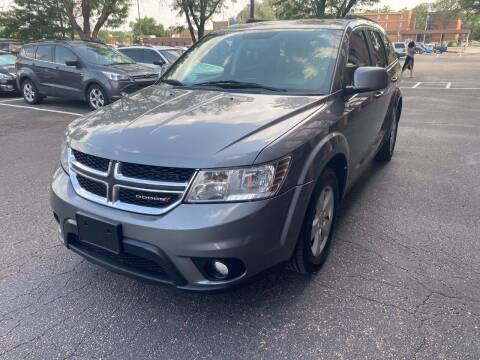2012 Dodge Journey for sale at AROUND THE WORLD AUTO SALES in Denver CO