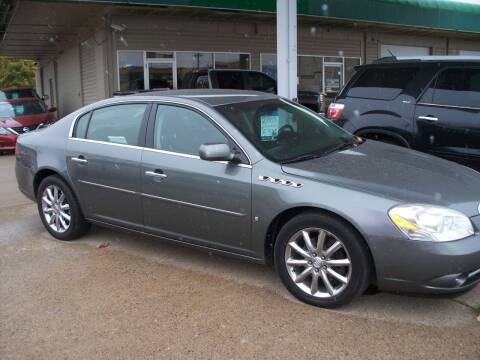 2007 Buick Lucerne for sale at North Metro Auto Sales in Cambridge MN