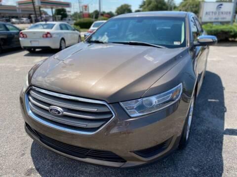 2015 Ford Taurus for sale at Auto Union LLC in Virginia Beach VA