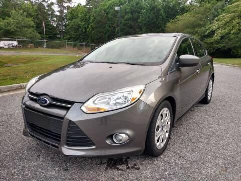 2012 Ford Focus for sale at Final Auto in Alpharetta GA