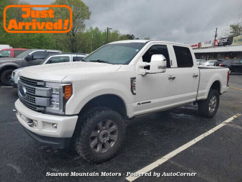 2017 Ford F-350 Super Duty for sale at Michael D Stout in Cumming GA