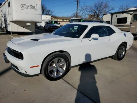 2019 Dodge Challenger for sale at Kell Auto Sales, Inc - Grace Street in Wichita Falls TX