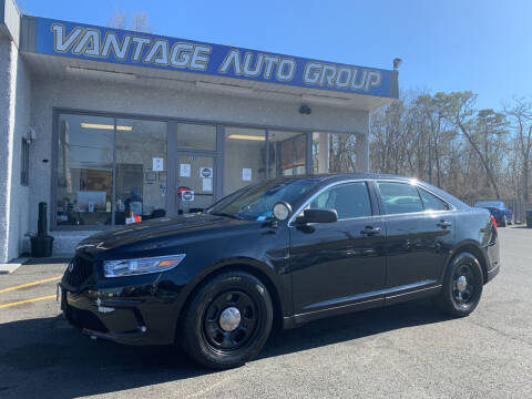 2013 Ford Taurus for sale at Vantage Auto Group in Brick NJ