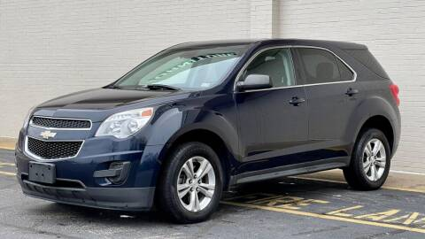 2015 Chevrolet Equinox for sale at Carland Auto Sales INC. in Portsmouth VA