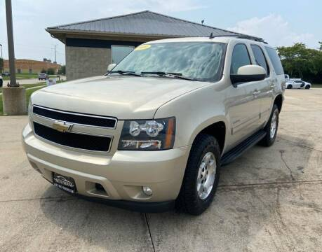 2009 Chevrolet Tahoe for sale at Auto House of Bloomington in Bloomington IL