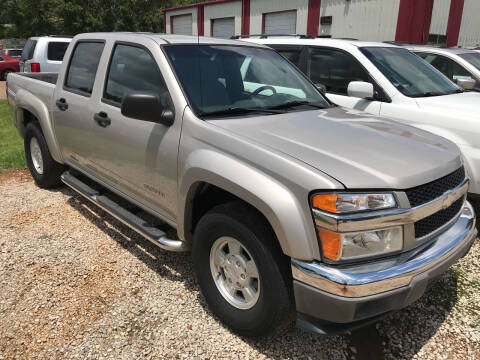 2005 Chevrolet Colorado for sale at Bay City Auto's in Mobile AL