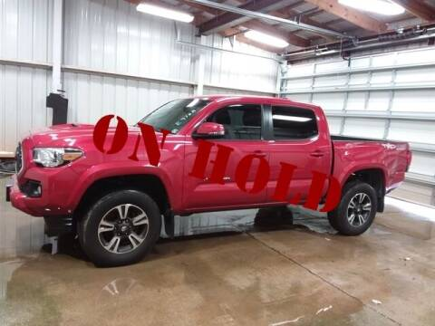 2018 Toyota Tacoma for sale at East Coast Auto Source Inc. in Bedford VA