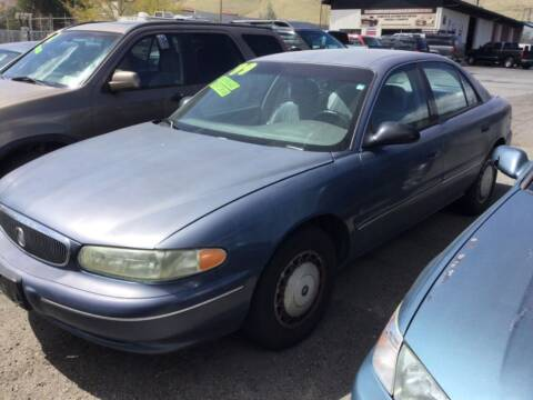 1999 Buick Century for sale at Small Car Motors in Carson City NV