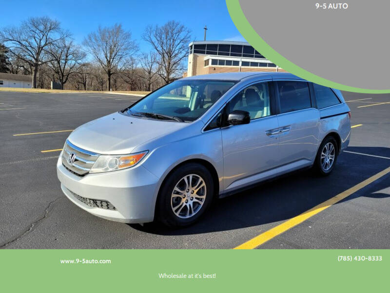 2012 Honda Odyssey for sale at 9-5 AUTO in Topeka KS