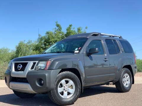 2010 Nissan Xterra for sale at AZ Auto Gallery in Mesa AZ