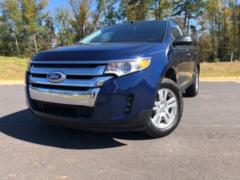 2012 Ford Edge for sale at El Camino Auto Sales in Sugar Hill GA