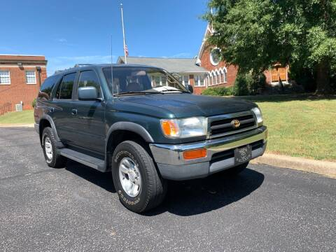 1997 Toyota 4Runner for sale at Automax of Eden in Eden NC