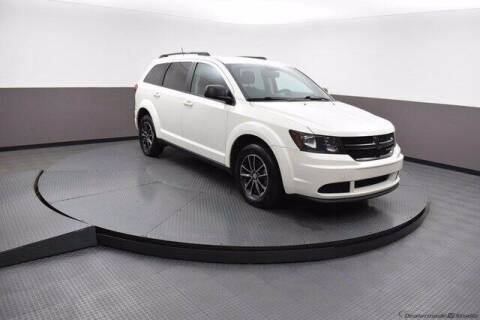 2017 Dodge Journey for sale at Hickory Used Car Superstore in Hickory NC