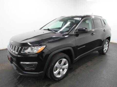 2018 Jeep Compass for sale at Automotive Connection in Fairfield OH