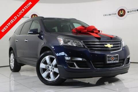 2016 Chevrolet Traverse for sale at INDY'S UNLIMITED MOTORS - UNLIMITED MOTORS in Westfield IN