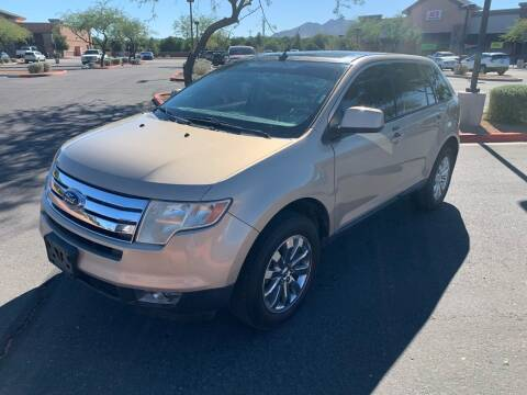 2007 Ford Edge for sale at San Tan Motors in Queen Creek AZ