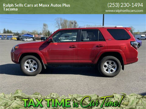 2015 Toyota 4Runner for sale at Ralph Sells Cars at Maxx Autos Plus Tacoma in Tacoma WA