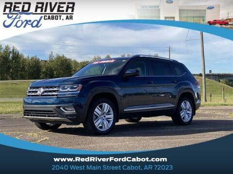 2019 Volkswagen Atlas for sale at RED RIVER DODGE - Red River of Cabot in Cabot, AR