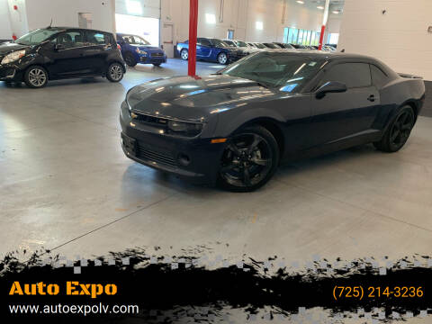 2014 Chevrolet Camaro for sale at Auto Expo in Las Vegas NV