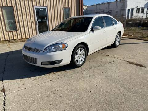 2006 Chevrolet Impala for sale at Walker Motors in Muncie IN