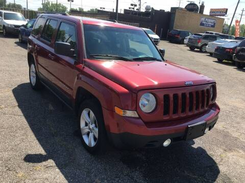 2014 Jeep Patriot for sale at Payless Auto Sales LLC in Cleveland OH