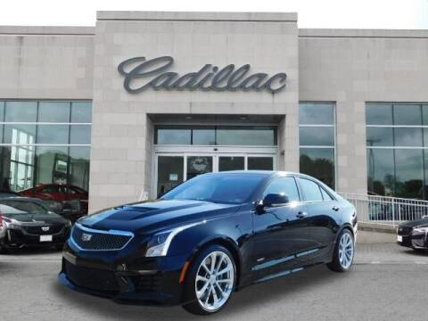 2017 Cadillac ATS-V for sale at Radley Cadillac in Fredericksburg VA