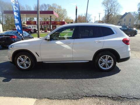 2020 BMW X3 for sale at Nelson Auto Sales in Toulon IL