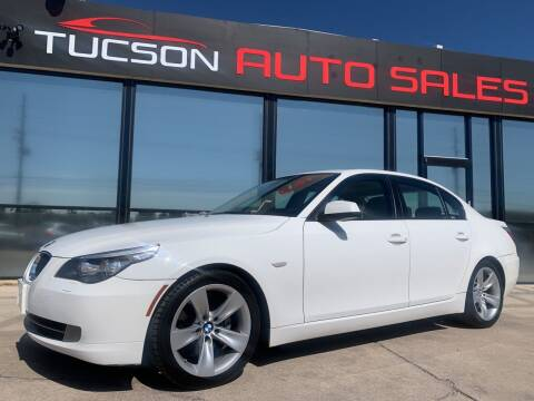 2010 BMW 5 Series for sale at Tucson Auto Sales in Tucson AZ