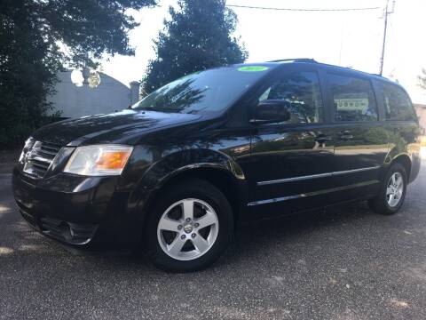 2010 Dodge Grand Caravan for sale at Seaport Auto Sales in Wilmington NC