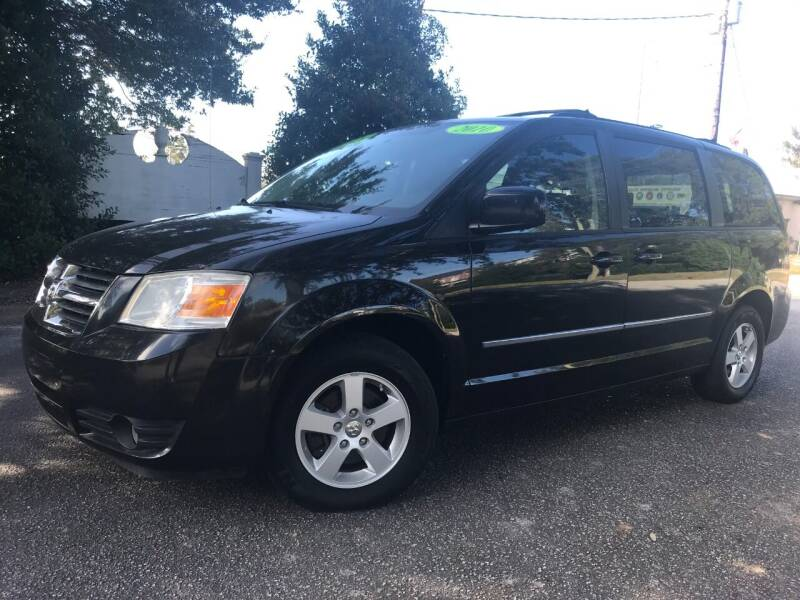 2010 Dodge Grand Caravan SXT 4dr Mini-Van - Wilmington NC