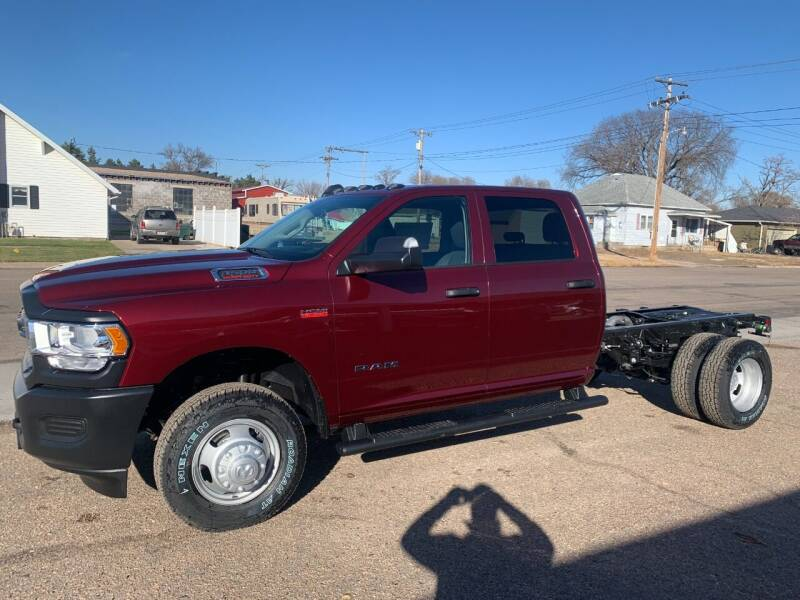 2020 RAM Ram Chassis 3500 for sale at Faw Motor Co in Cambridge NE