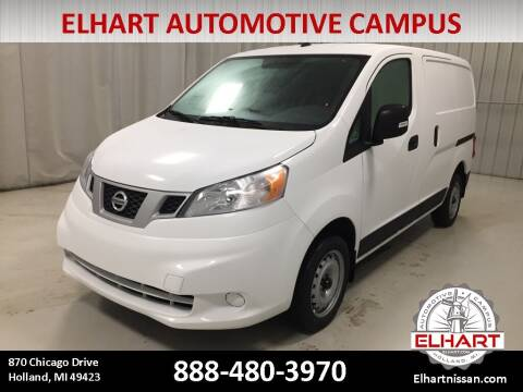2020 Nissan NV200 for sale at Elhart Automotive Campus in Holland MI