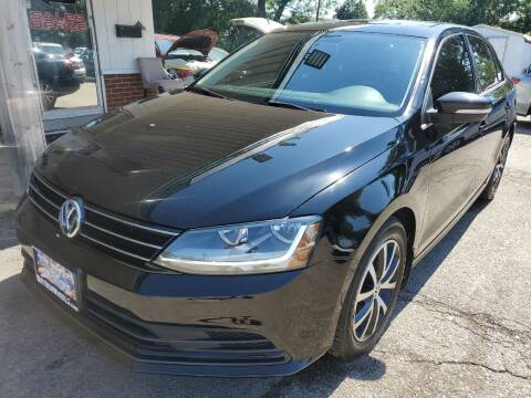 2017 Volkswagen Jetta for sale at New Wheels in Glendale Heights IL