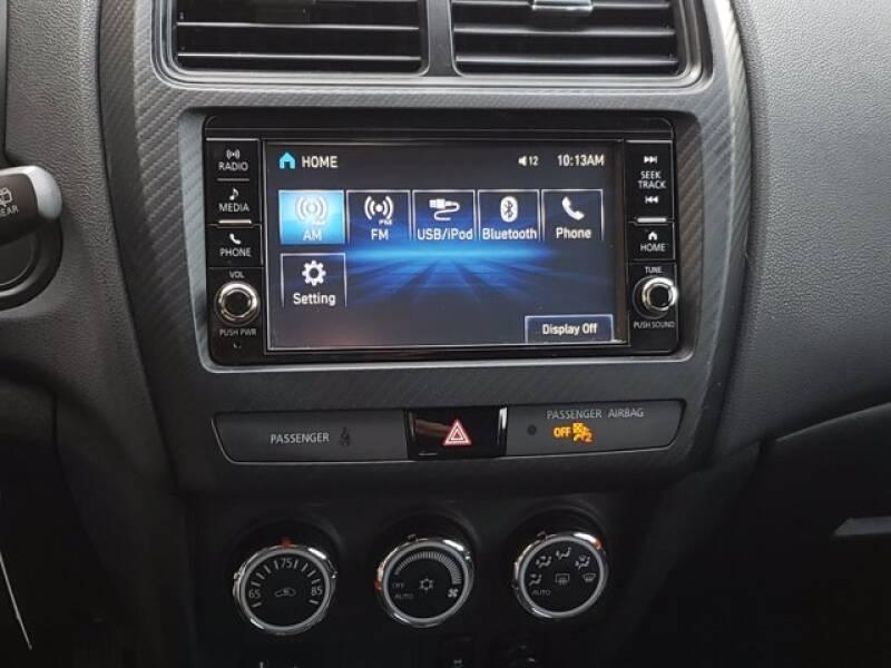 2018 Mitsubishi Outlander Sport ES 2.0 - Plano TX