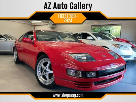 1993 Nissan 300ZX for sale at AZ Auto Gallery in Mesa AZ