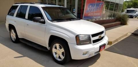 2008 Chevrolet TrailBlazer for sale at Swift Auto Center of North Platte in North Platte NE