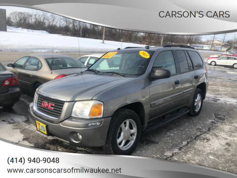 2005 GMC Envoy for sale at Carson's Cars in Milwaukee WI