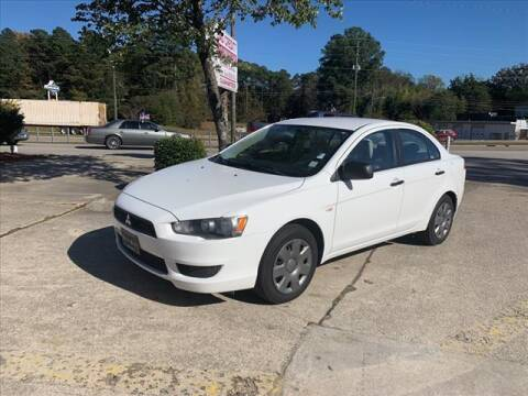 2009 Mitsubishi Lancer for sale at Kelly & Kelly Auto Sales in Fayetteville NC