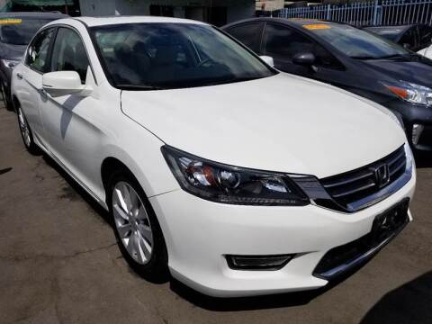 2015 Honda Accord for sale at Ournextcar/Ramirez Auto Sales in Downey CA