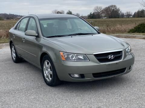 2007 Hyundai Sonata for sale at Big O Auto LLC in Omaha NE