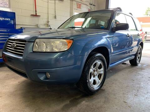 2007 Subaru Forester for sale at Auto Warehouse in Poughkeepsie NY