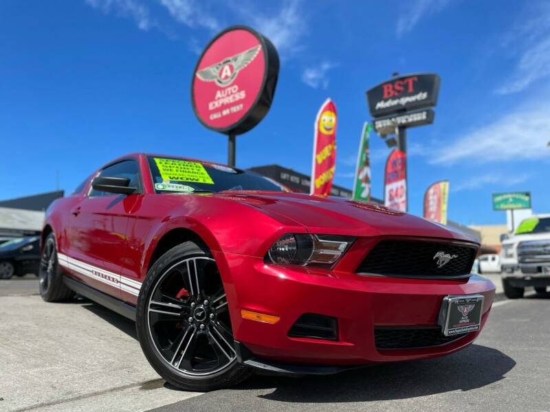 2010 Ford Mustang for sale at Auto Express in Chula Vista CA