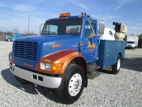1992 International 4900 for sale at Vehicle Network - Allstate Truck Sales in Colfax NC