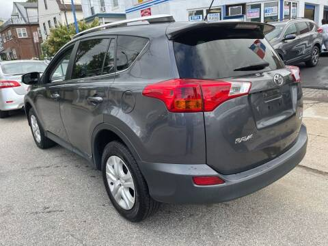 2015 Toyota RAV4 for sale at White River Auto Sales in New Rochelle NY