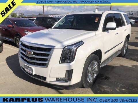 2016 Cadillac Escalade for sale at Karplus Warehouse in Pacoima CA