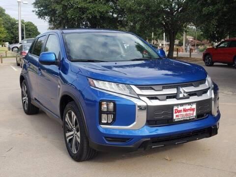 2020 Mitsubishi Outlander Sport for sale at Don Herring Mitsubishi in Plano TX