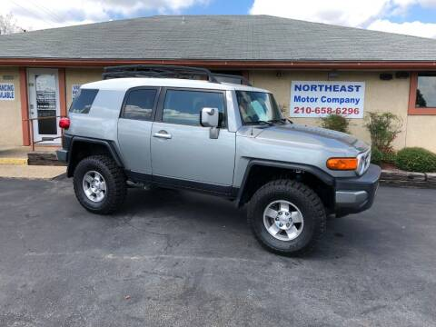 2009 Toyota FJ Cruiser for sale at Northeast Motor Company in Universal City TX