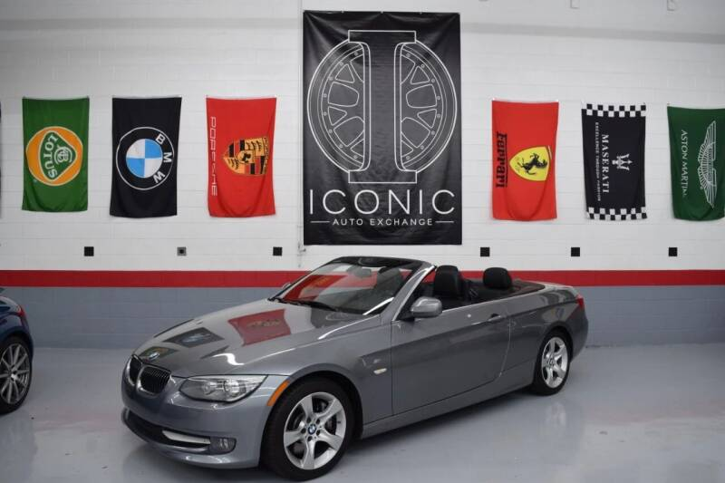 2013 BMW 3 Series for sale at Iconic Auto Exchange in Concord NC