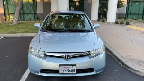 2007 Honda Civic for sale at Hi5 Auto in Fremont CA